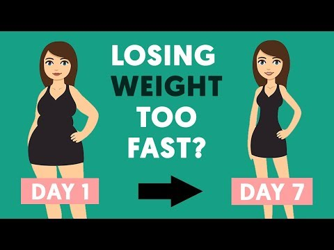 How to lose weight fast - What Happens If You Diet And Lose Weight Really Fast?