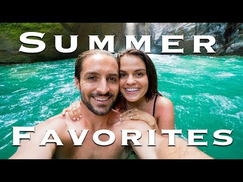 9 Things I Loved This Summer! | Alex's End of Season Favorites