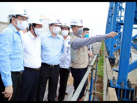 Phó Thủ tướng Lê Văn Thành thăm và làm việc tại Nhà máy Nhiệt điện Thái Bình 2