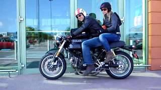 8. Ducati Sport 1000 with ZARD as commuter bike