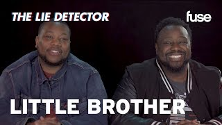 Little Brother Takes A Lie Detector Test: Does Phonte Sound Like Drake? | Fuse