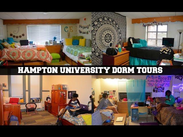 Superb Hampton U Freshman Female Dorms Part 16