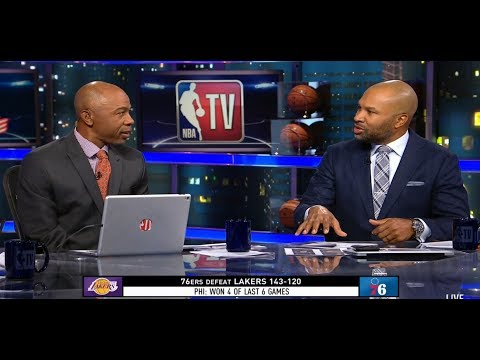 GameTime - 76ers vs Lakers Postgame Talk | February 10, 2019