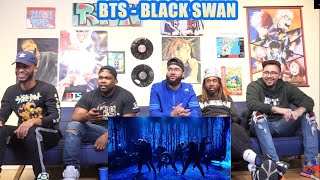 Video BTS - Black Swan @ The Late Late Show with James Corden | REACTION / REVIEW download in MP3, 3GP, MP4, WEBM, AVI, FLV January 2017