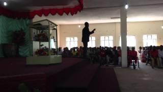 Amharic Christian Gospel Preaching
