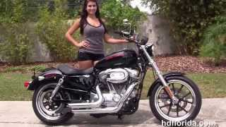 5. Used 2014 Harley Davidson 883 Superlow  Motorcycles for sale