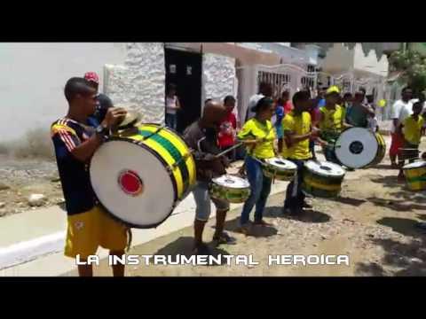 """La Instrumental Heroica - """"Campeonato De Golito Por El Futuro De La Quinta"""" - Rebelión Auriverde Norte - Real Cartagena"""
