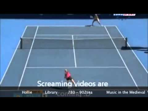 Tennis Bloopers