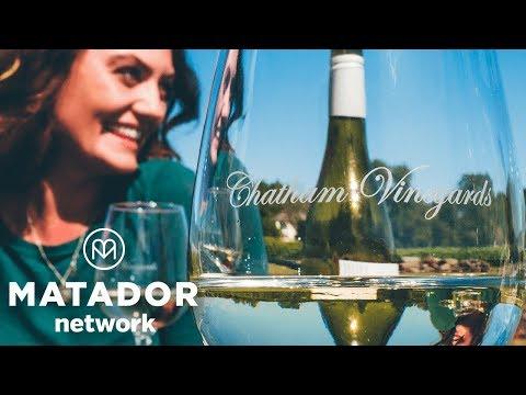 Hidden wine tours of Virginia
