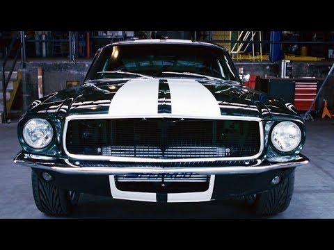 FAST and FURIOUS: TOKYO DRIFT - Building a Drift Car ('67 Mustang ) #1080HD