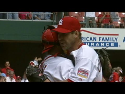 Video: Carpenter completes shutout of Cubs