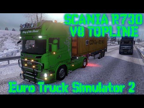 Scania R730 A.A.V.D.Heuvel 1.22.x