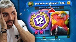 No vídeo de hoje consigo completar duas vezes seguidas o desafio do Gigante Real no Clash Royale.canal secundário: https://goo.gl/wu7k8FInstagram: https://www.instagram.com/cauewpTwitch: https://www.twitch.tv/caue_mp/profileFacebook: https://www.facebook.com/CAUE.WPTwitter https://twitter.com/cauewpContato: cauewellplayed@gmail.comFLAKESPOWER https://www.youtube.com/user/flakestwitchVICTOR MOLIZANE https://goo.gl/nB2RP6CLASH COM RAFAhttps://goo.gl/NqKdUJCAJUTVhttps://goo.gl/Mi4nvBOlá, meu nome é Caue, conhecido como CaueMP dentro do nosso tão amado Clash Royale.Busco trazer estratégias de alto nível, dicas do amador ao avançado e um conteúdo muito interessante, além de brigar entre os players do top global em Clash Royale.Espero que gostem! Um abraço do Caue MP.