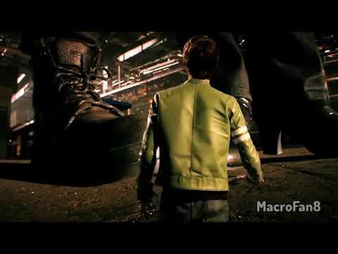 Ben 10: Alien Swarm - Nanomech Transformation