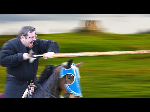 MEDIEVAL MISCONCEPTIONS: jousting and lance combat