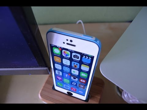 Installation and Review: iCarbons Full Body Carbon Fiber Skin for iPhone 5C