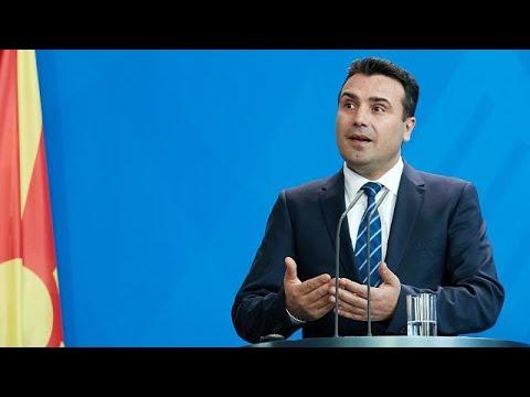 Επέζησε της πρότασης μομφής η κυβέρνηση του Ζόραν Ζάεφ