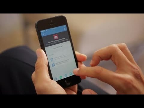 Salesforce1 Mobile App Overview Demo