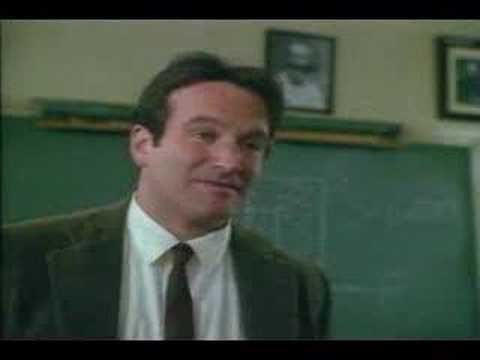 poets - rip it out- dead poets society.