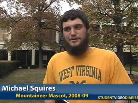 West Virginia University Video Diaries- Melissa Moraes