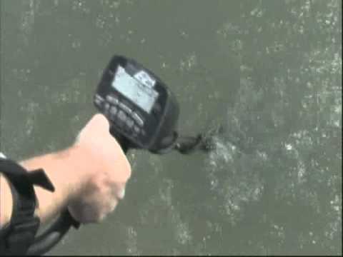 Garrett Metal Detectors AT Pro - Saltwater Use Tips