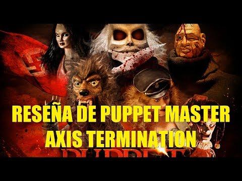 Reseña de P U P P E T Master Axis Termination
