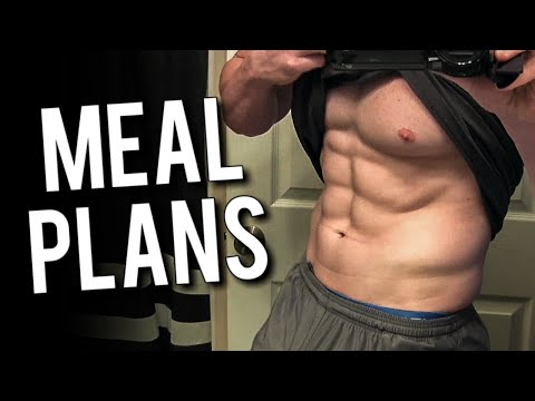 BODYBUILDING MEAL PLAN FOR FREE & SET YOUR MACROS