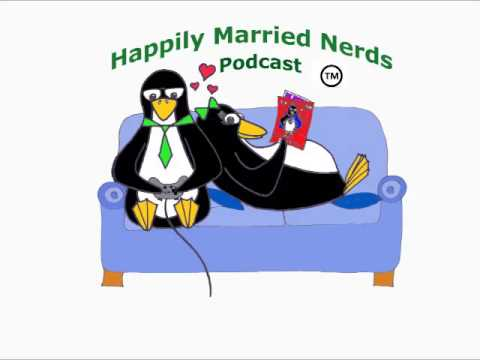 Happily Married Nerds | we introduce ourselves and we talk about famous character introductions