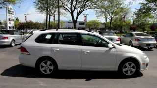 2009 Volkswagen Jetta Sportwagen In Review - Village Luxury Cars Toronto