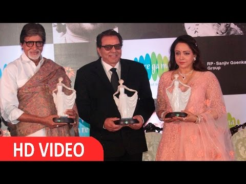 Hema Malini Music Album Launch By Amitabh Bachchan & Dharmendra UNCUT [Part - 3]