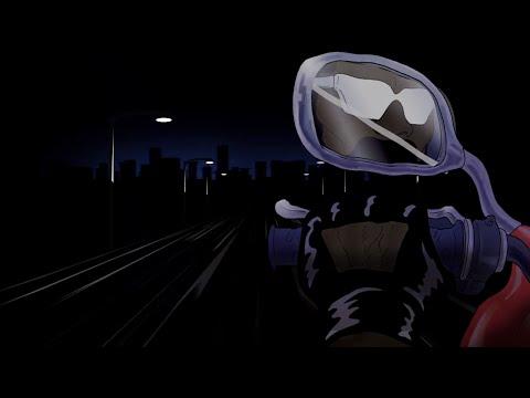Major Lazer Ft. Travi$ Scott, 2 Chainz, Pusha T & Mad Corbra  - Night Riders (Lyric Video)