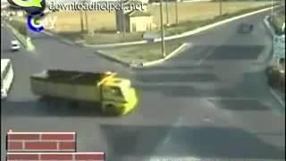 شاهد أخطر الحوادث المروعة