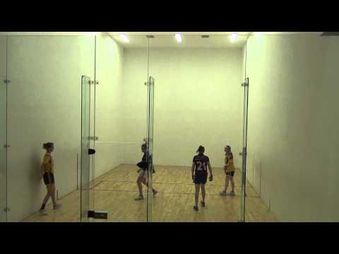 ICHA 40x20 Doubles 2014, Women's Open Final Game 1