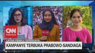 Video Kampanye Terakhir Pilpres - Jokowi putihkan GBK, Sandi riuhkan Tangerang MP3, 3GP, MP4, WEBM, AVI, FLV April 2019