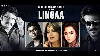 Rajinikanth's Lingaa Latest Updates!