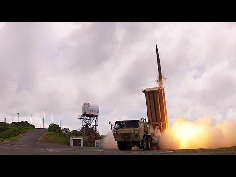 Ν.Κορέα: Έτοιμη η αντιπυραυλική ασπίδα THAAD