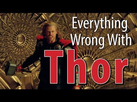 Everything Wrong With Thor