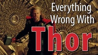 Everything Wrong With Thor In 8 Minutes Or Less
