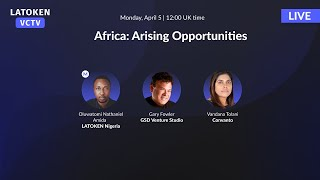 Africa: Arising Opportunities