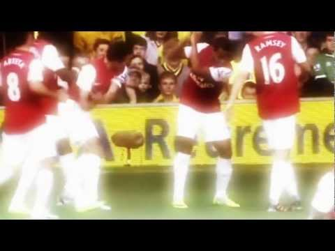 Arsenal FC – Never Give Up