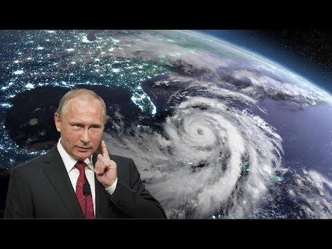 Putin: Rusia está lista para demostrar que los huracanes están hechos por el hombre