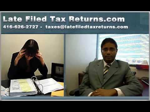 P46 Income Tax Preparation Services in Toronto | backtaxescanada.ca