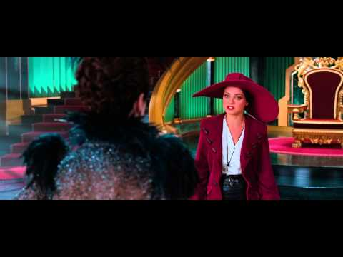 Oz: The Great and Powerful Clip 'Argument Over Oz'