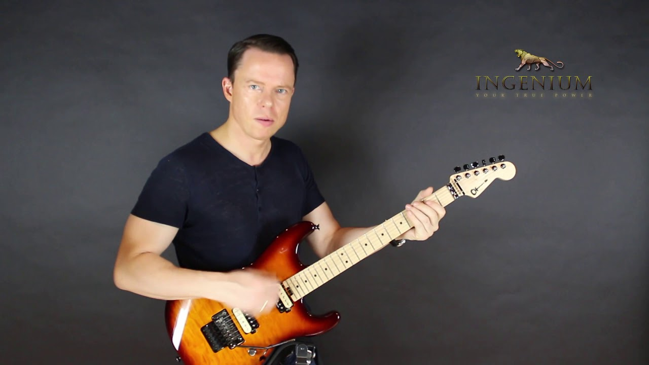 Noise free bending – Guitar mastery lesson