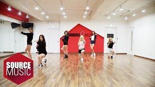 Video 여자친구 GFRIEND - FINGERTIP 핑거팁 Dance Practice ver. MP3, 3GP, MP4, WEBM, AVI, FLV September 2017