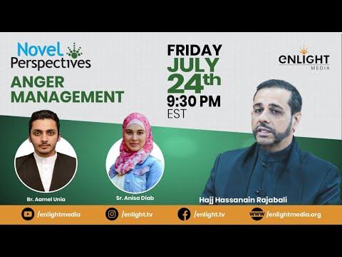 Anger Management | Novel Perspectives Ep. 9 | Hassanain Rajabali & Panelists