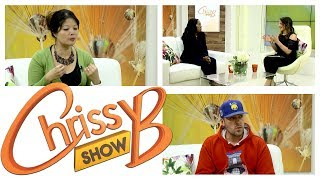 http://www.chrissybshow.tv10.07.17 - EP073           On this show, we look into the damaging effects that separation can have on our mental health with Chrissy's special guest, Kandy Dolor. She tells viewers all about how she was left feeling lonely and vulnerable when two of her partners abandoned her, both whilst she was pregnant. Our resident Psychologist Dr Audrey Tang is on hand to explain what happens to us when we suffer from heartbreak, as well as giving us her tips for avoiding making the same mistake twice. Nutritionist Lily Soutter shows us some feel-good food tips, and answers viewers nutritional questions, as well as giving us two mood-boosting recipes. Then at the end of the show, Good Cause of the Week, 'The Grief Preacher' Jamie Denyer, reveals the work he is doing to help people who are being  bullied and about his anti-bullying app, SanctaurEASE. Then Chrissy gives her top tips on how you can overcome feelings of abandonment.The Chrissy B Show airs on SKY 203 every Monday, Wednesday and Friday at 10pm in our cosy living room studio in the heart of London.For more information visit www.chrissybshow.tvFacebook: The Chrissy B Show Twitter: @chrissybshowFollow the presenter on Instagram: chrissyboodram