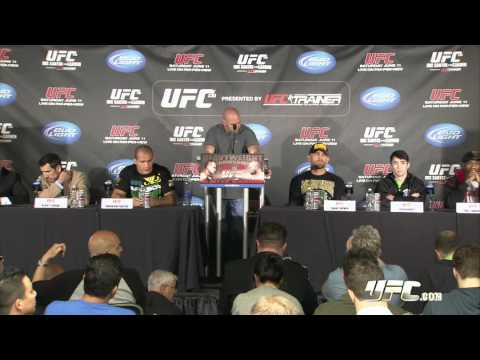Prefight Press Conference