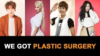 Download Video When K-pop idols confidently talk about plastic surgery 😎😎😎 MP3 3GP MP4