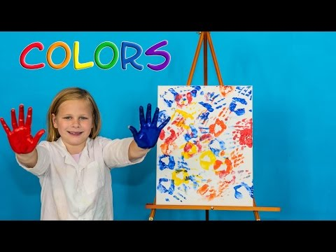Video Painting with the Assistant  How to Make Funny Hand Print Pictures download in MP3, 3GP, MP4, WEBM, AVI, FLV January 2017